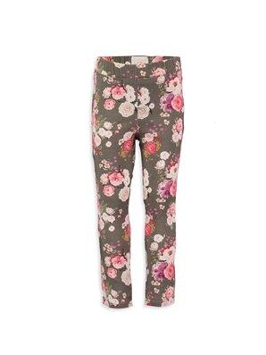 Haki Normal Bel Pantolon -7Y0828Z4-708