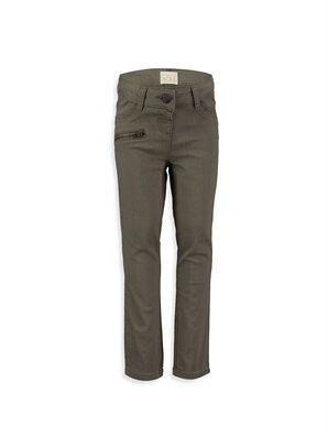 Haki Normal Bel Dar Pantolon -7Y3546Z4-K3J