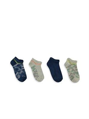 Носки (4 пары) -8S7423Z4-354 - LC Waikiki
