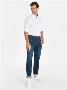 İndigo 779 Regular Fit Jean Pantolon 9W4833Z8 LC Waikiki